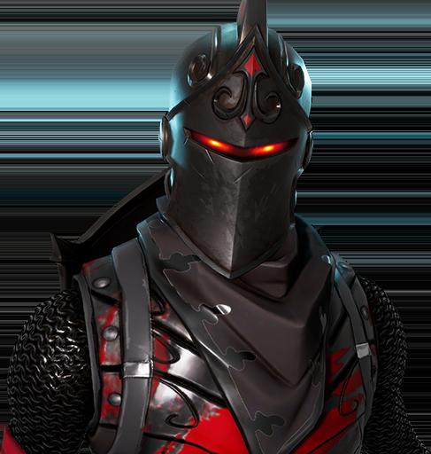 Black Knight Fortnite Skin Fortwiz