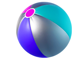 Fancy Beach Ball